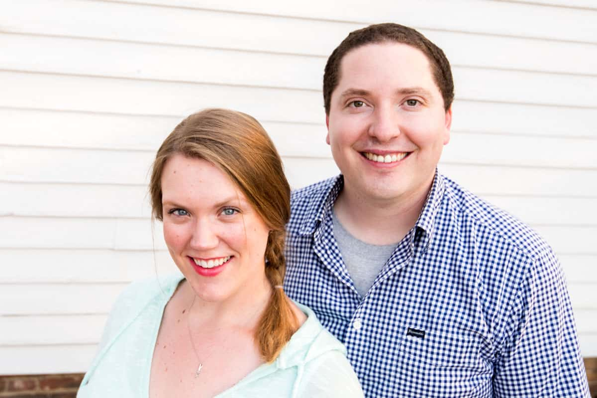 Adam and Joanne Gallagher of Inspired Taste