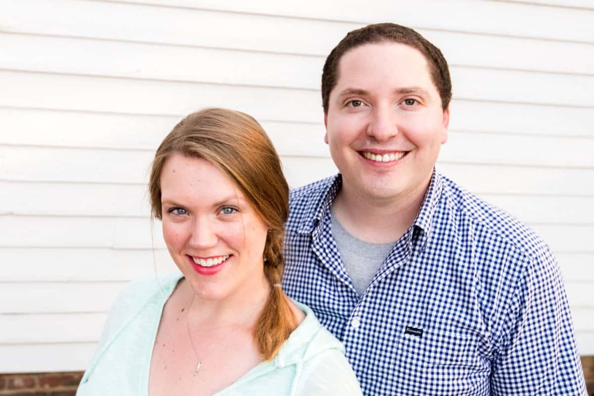 Adam and Joanne Gallagher of Inspired Taste