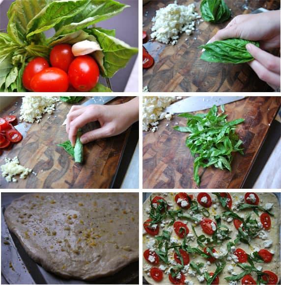 Breakfast Pizza Ingredients