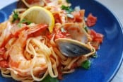 Pasta-Diablo-with-Clams-and-Shrimp
