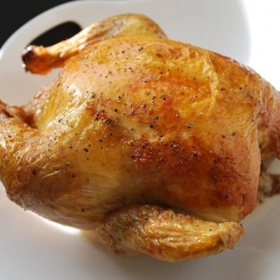 Julia Child's Classic Roast Chicken Recipes — Dishmaps