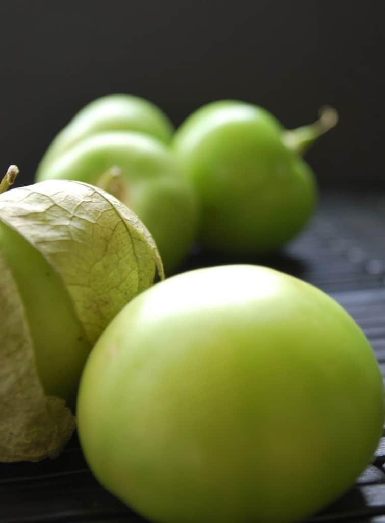 Salsa Verde Tomatillos