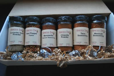 Little Mexico Spice Set