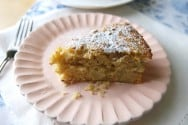 Almond Coffee Cake Recipe