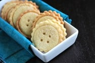 Easy Butter Cookies
