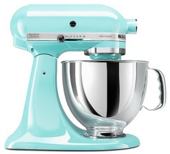 He Got me a KitchenAid Stand Mixer!!
