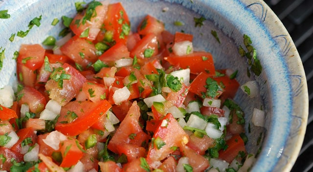 Quick Tomato Salsa Recipes — Dishmaps