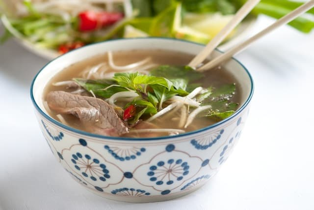 Pho Soup Recipe - Beef Pho Recipe with Video