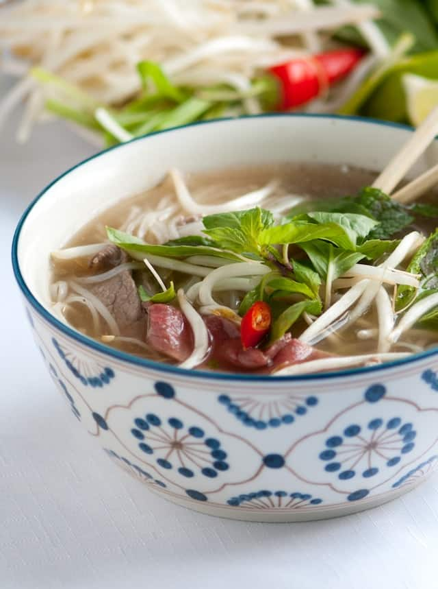 Pho Soup Recipe  with Video