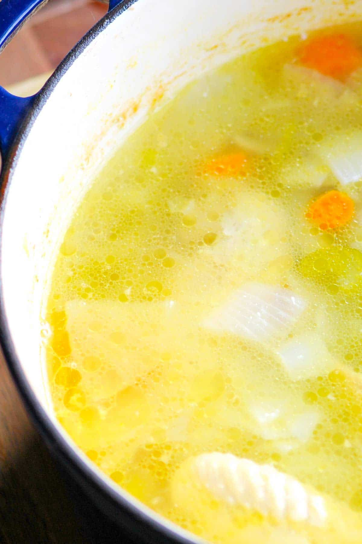 How to Make the Best Chicken Stock