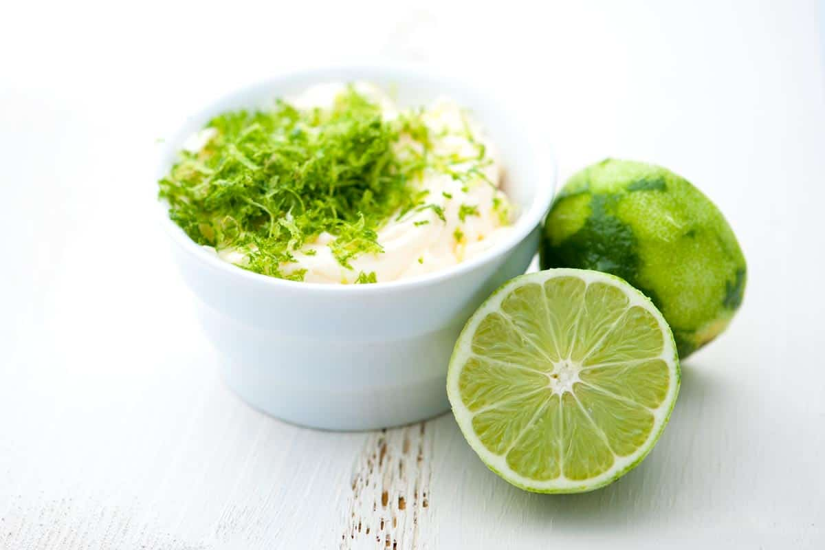 Lime Mayonnaise