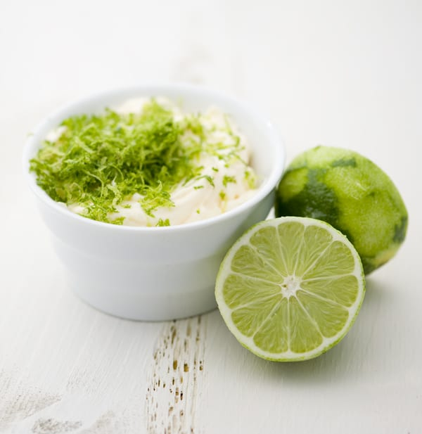 Cilantro-Lime Mayonnaise Recipe — Dishmaps