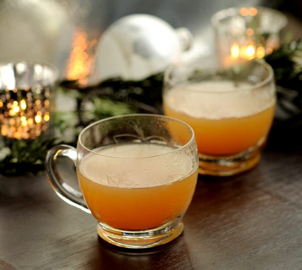 Spiced and Spiked Cider