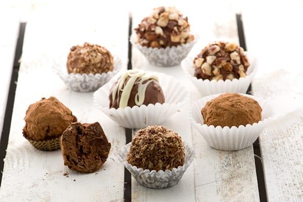 nutella-chocolate-truffles