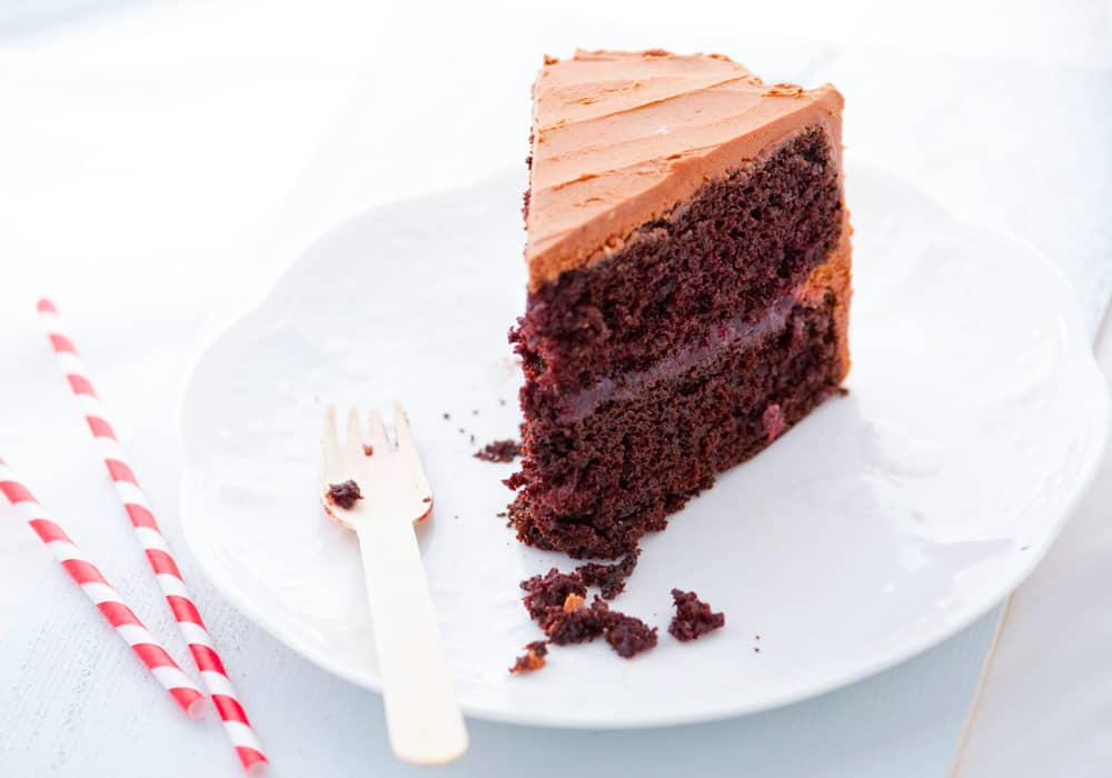 How to Make the Very Best Chocolate Cake