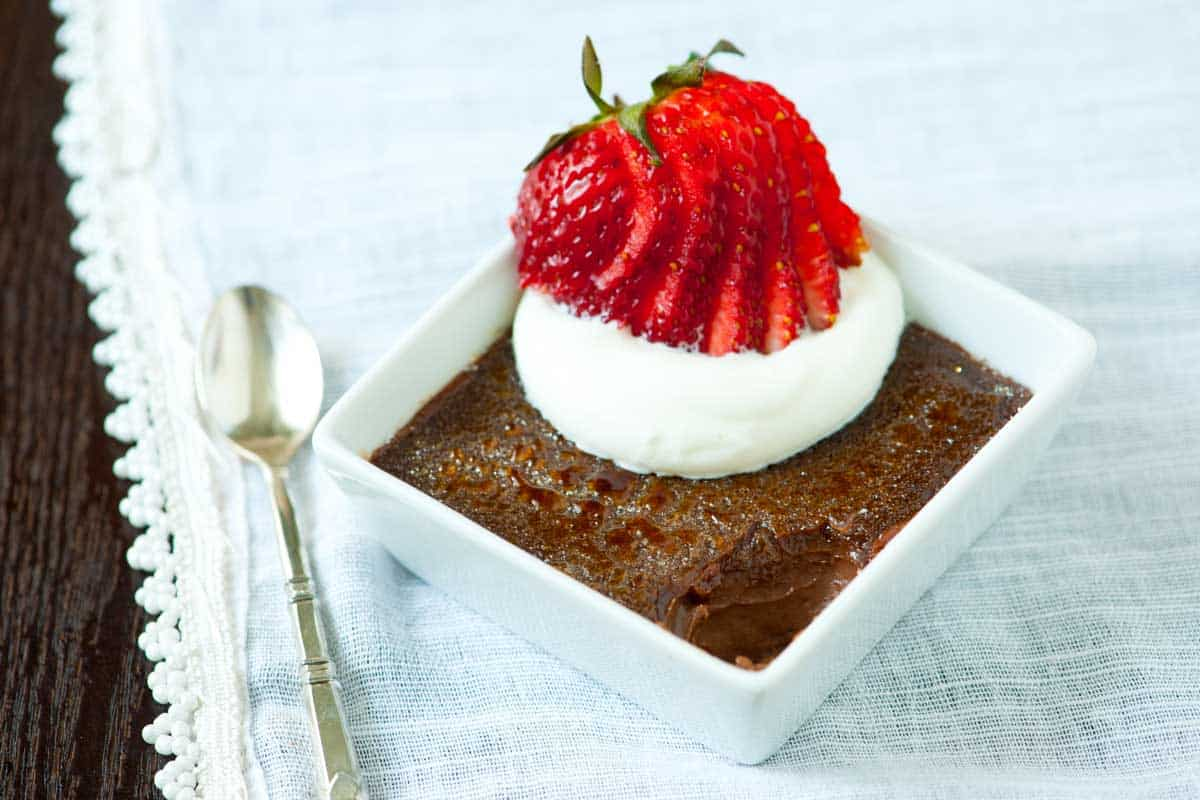 Perfect Chocolate Creme Brulee Recipe