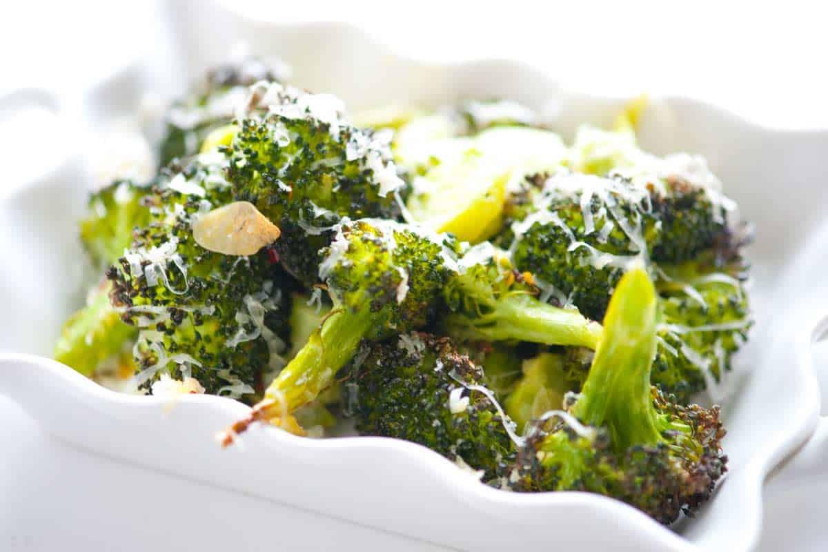 Cheddar Baked Broccoli Recipe