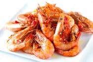 Chili Baked Shrimp Recipe