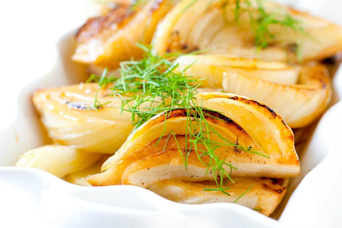 Easy Braised Fennel Recipe with Orange