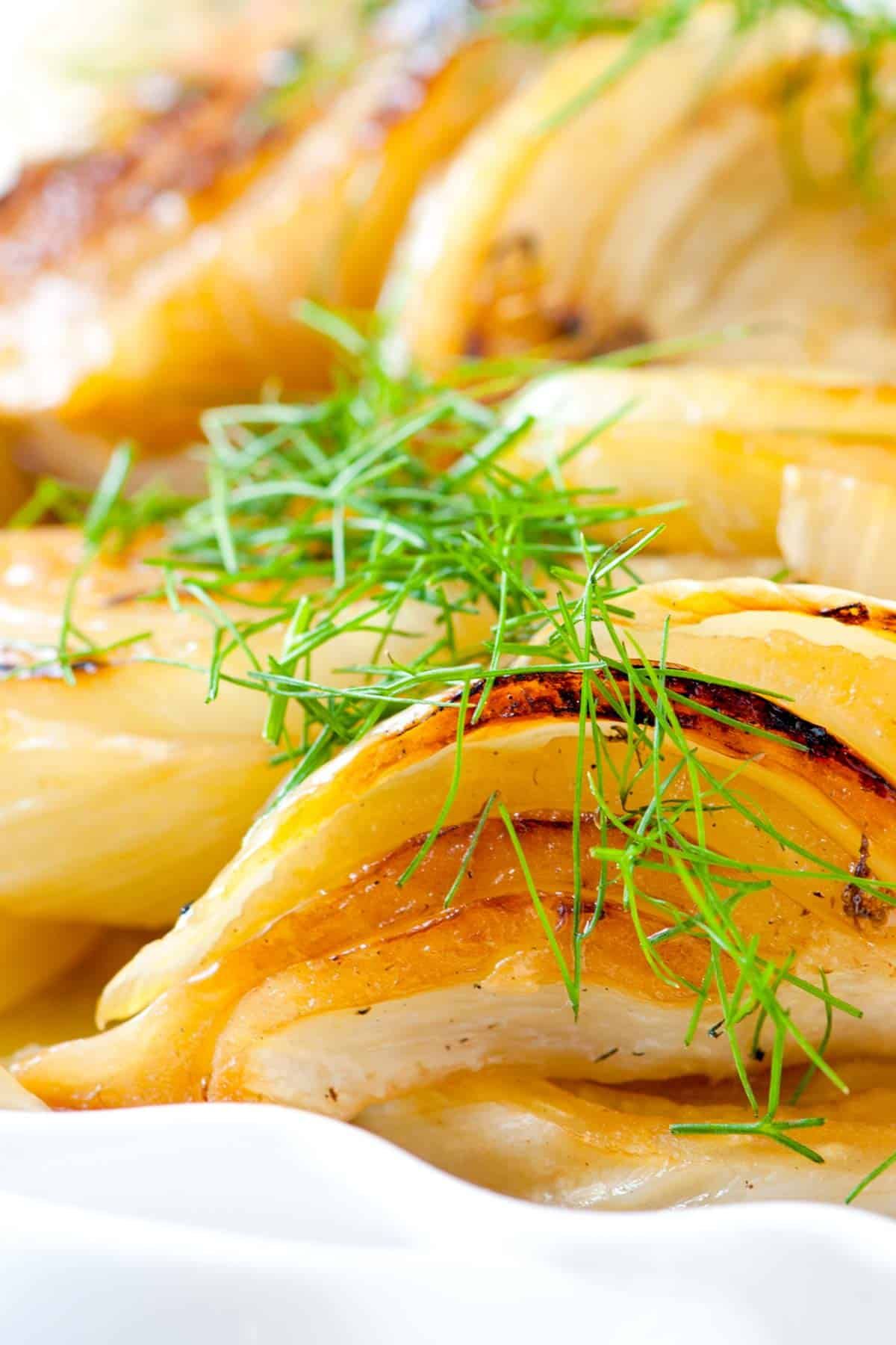 How to Braise Fennel with Orange