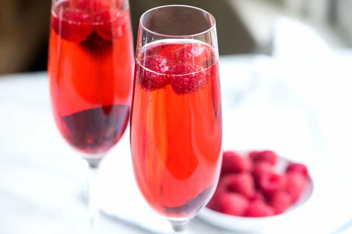 Perfect Kir Royale Recipe