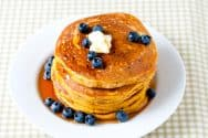 Easy Homemade Pumpkin Pancakes Recipe