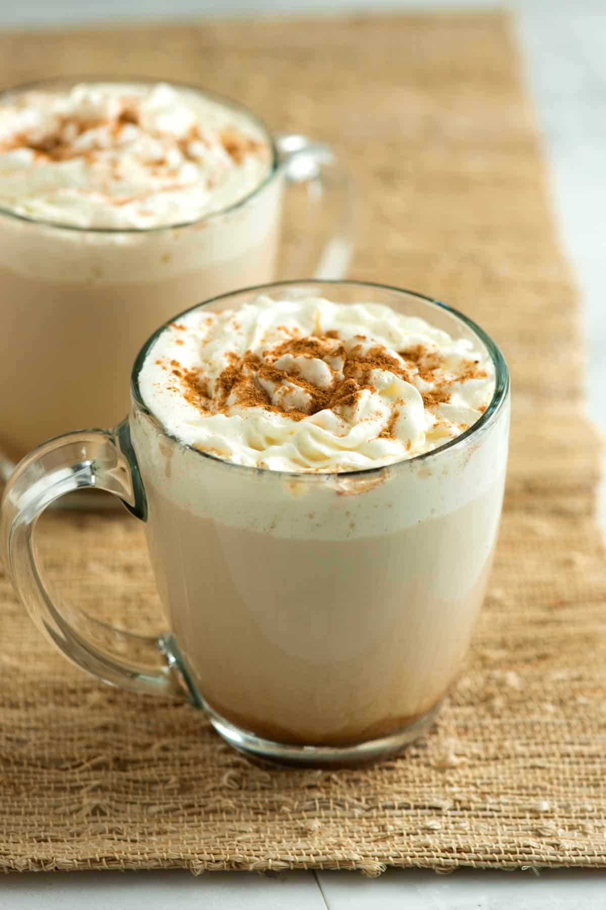 Homemade Pumpkin Spice Latte | Homemade Pumpkin Spice Latte Recipes You Need This Fall