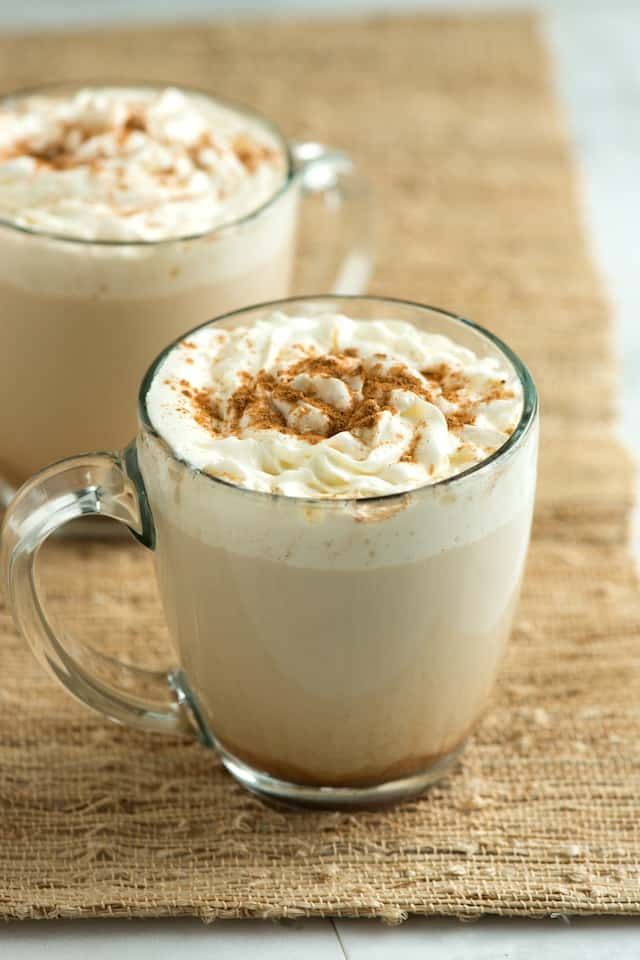 Watch Our Video for How to Make Our Pumpkin Spice Latte Recipe