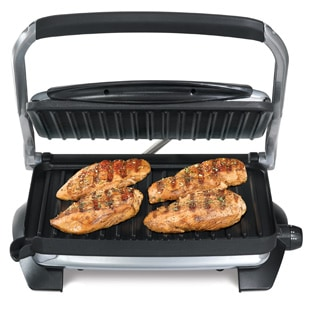 hamilton beach indoor grill with panini press revisited. Black Bedroom Furniture Sets. Home Design Ideas