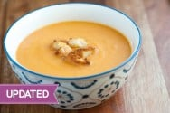 Creamy Vegetable Soup Recipe