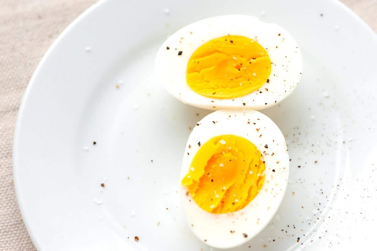 How to cook hard boiled eggs for How to cook fish eggs