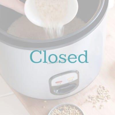 how to use hamilton beach rice cooker