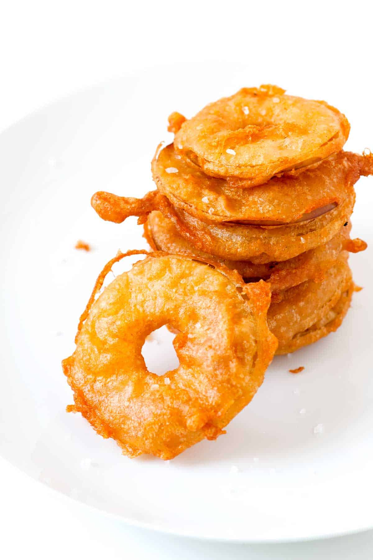 How to Make Fried Apple Rings