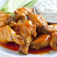 Easy Hot Wings