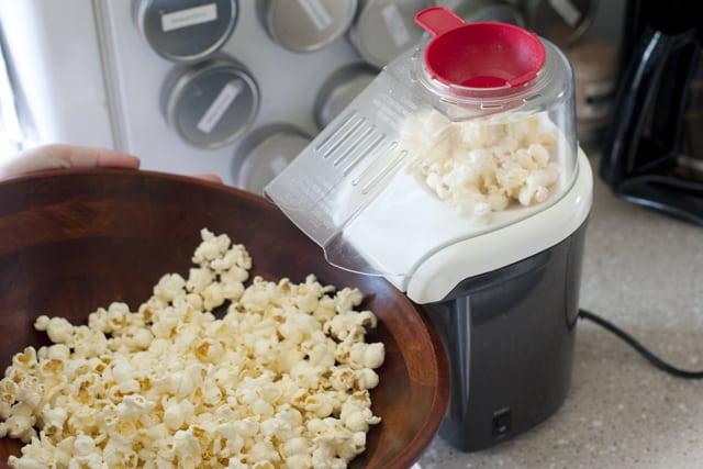 air popcorn maker instructions