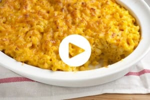 Pumpkin Mac and Cheese Recipe Video