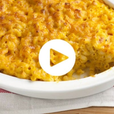 Easy Pumpkin Mac and Cheese Recipe with Video