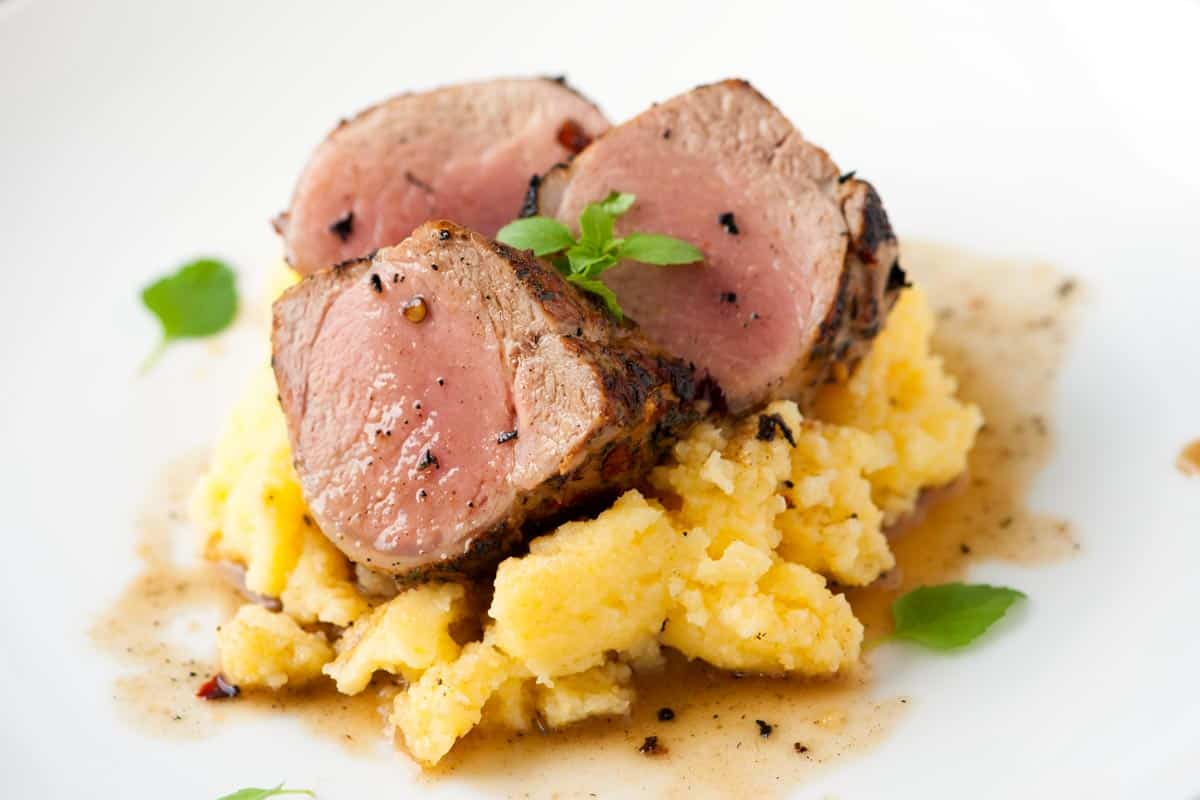 30-Minute, Simple Roasted Pork Tenderloin Recipe