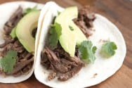 Shredded Beef Tacos Recipe