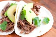 How to Make Shredded Beef Tacos