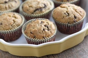 Banana Chip Muffin Recipe