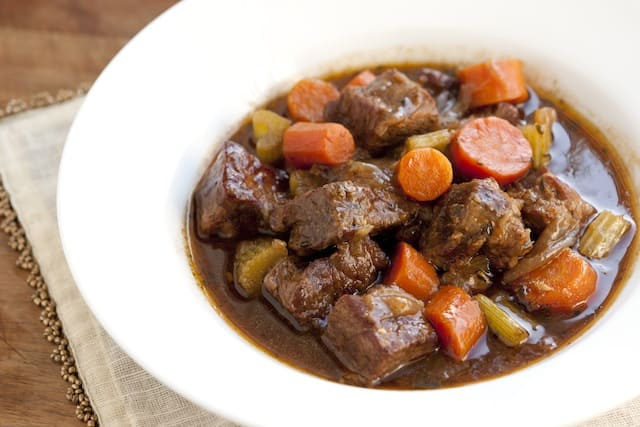 ... Guinness Beef Stew Recipe from www.inspiredtaste.net #beef #stew