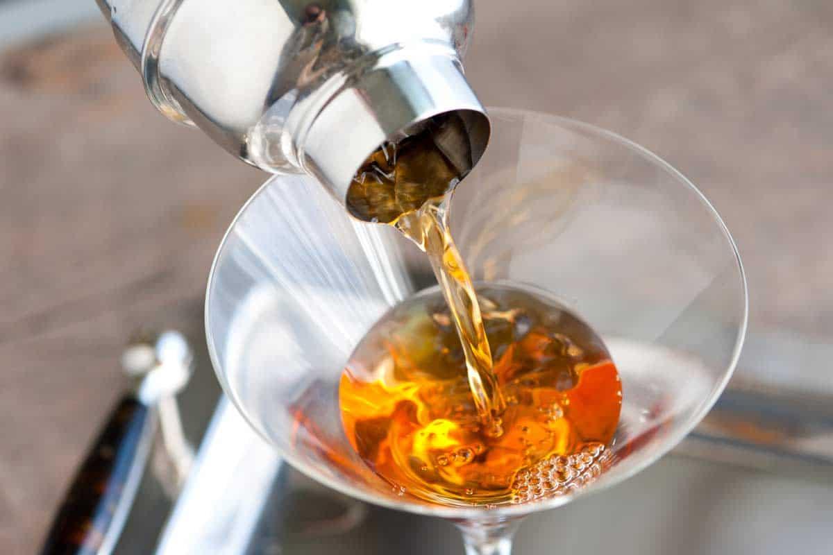 How to Make a Bourbon Manhattan at Home