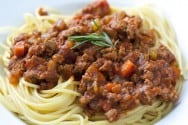 Easy Chicken Ragu-Recipe