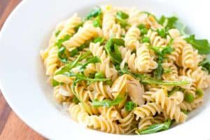 Goat Cheese and Artichoke Pasta Recipe