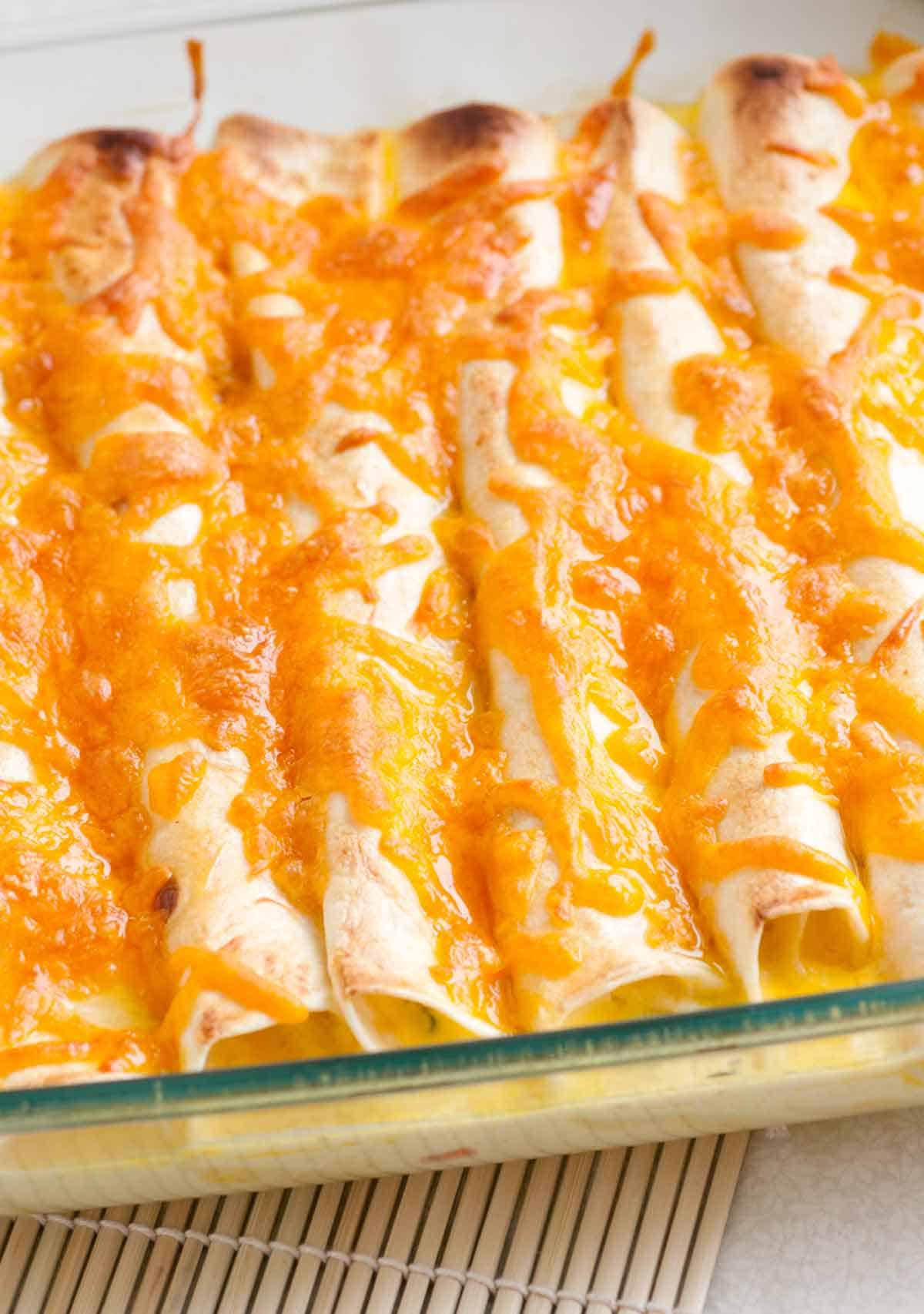 How to Make Breakfast Enchiladas