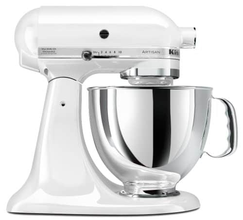 What To Do With New Kitchen Aid Mixer