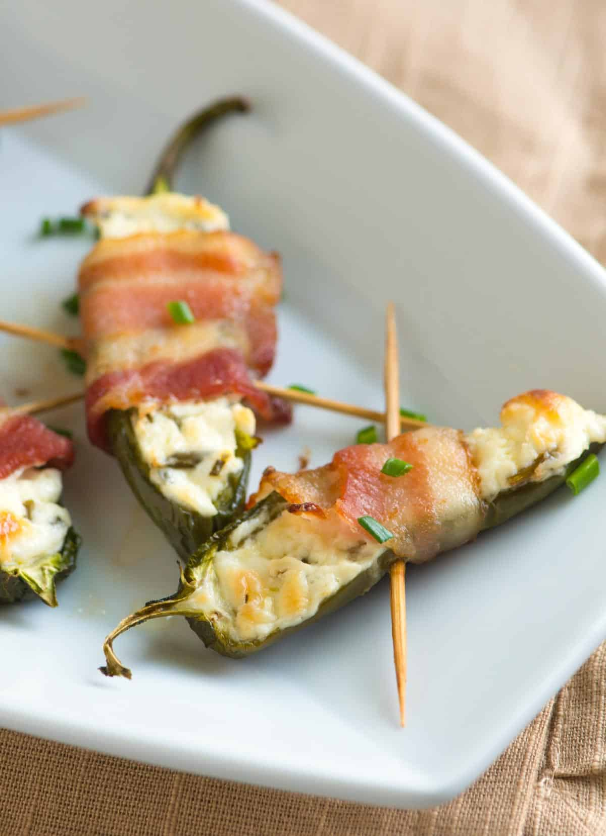 How to Make Bacon Wrapped Jalapeno Poppers