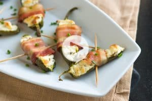 Easy Bacon Wrapped Jalapeno Poppers Recipe Video