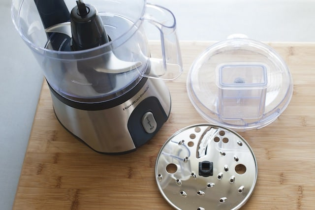 norelco food processor operating instructions